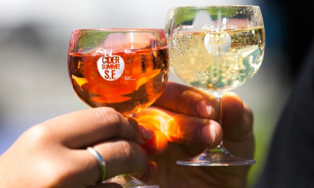 Scenes from the 2019 San Francisco Cider Summit