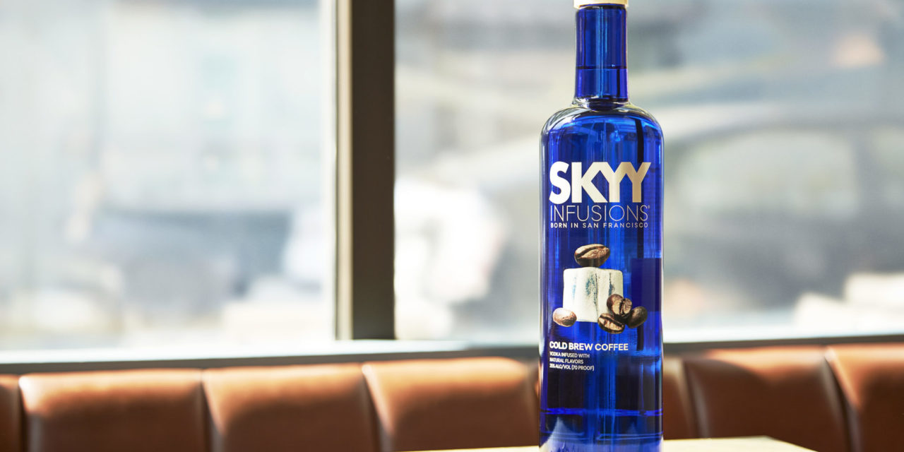 COLD BREW MAKES ITS WAY INTO BARS AND RETAILERS NATIONWIDE WITH LAUNCH OF LIMITED-EDITION SKYY INFUSIONS® COLD BREW COFFEE