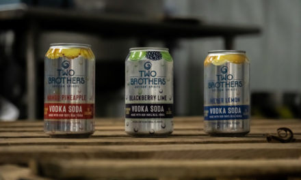 TWO BROTHERS BREWING EXPANDS ARTISAN SPIRITS OFFERINGS WITH ADDITION OF VODKA SODAS