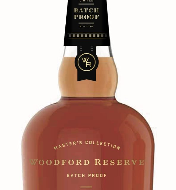 Woodford Reserve Bourbon Releases Annual Limited-Edition Batch Proof Series Unfiltered, uncut – straight from the barrels