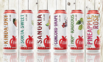 Portland Cider Co. honors the proper pint, releases half a dozen of its most popular ciders in 19.2-ounce cans