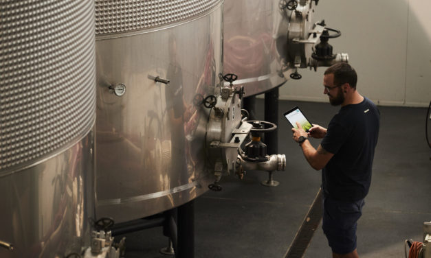 Connecting in the Cloud: Mobile enabled SaaS automation solutions allow distillers and winemakers to run operations from anywhere.