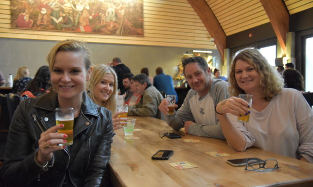 Best Brewery Tasting Room or Tour: Red Oak Brewery