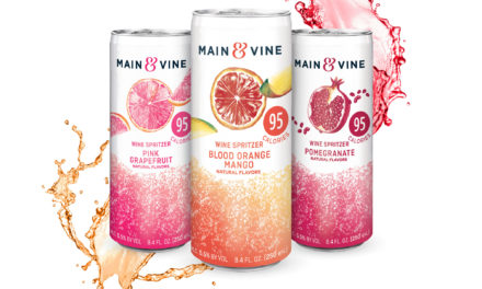 Main & Vine Wine Spritzers Launch In A Trio Of Flavors