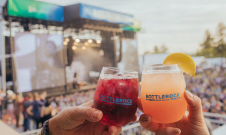 The First Sip of Summer: BottleRock's lineup of music, wine, beer, spirits, food, and fun makes for great pairings.