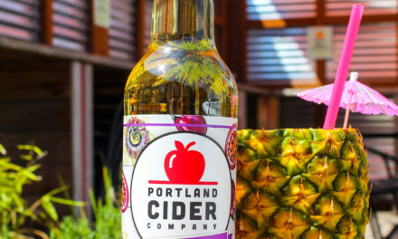 Portland Cider Company gets tropical with Passion Fruit Cider summer limited release