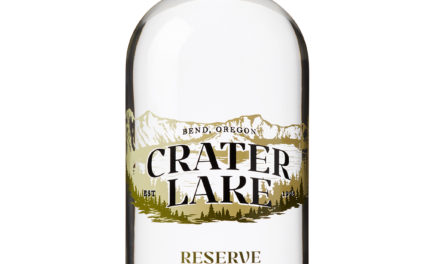 Bendistillery Releases Crater Lake Reserve Dry Gin