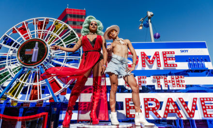 SKYY® VODKA CONTINUES HISTORIC SUPPORT OF THE LGBTQ+ COMMUNITY AS THE OFFICIAL VODKA OF WORLDPRIDE IN NYC AND LA PRIDE FESTIVAL