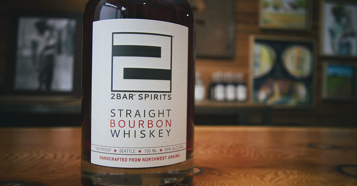 Seattle's 2bar Spirits joins Columbia Distributing's growing spirits portfolio