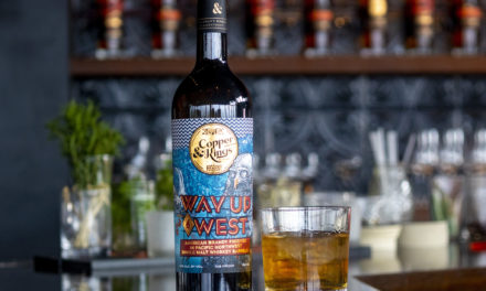 Copper & Kings Launches Way Up West Limited Release