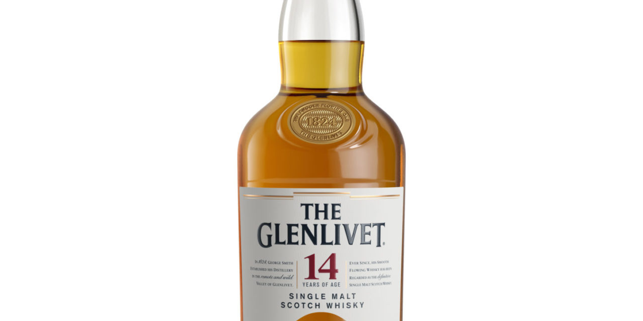 The Glenlivet Continues to Set New Standards with the Release of a Dynamic New Expression: The Glenlivet 14 Year Old