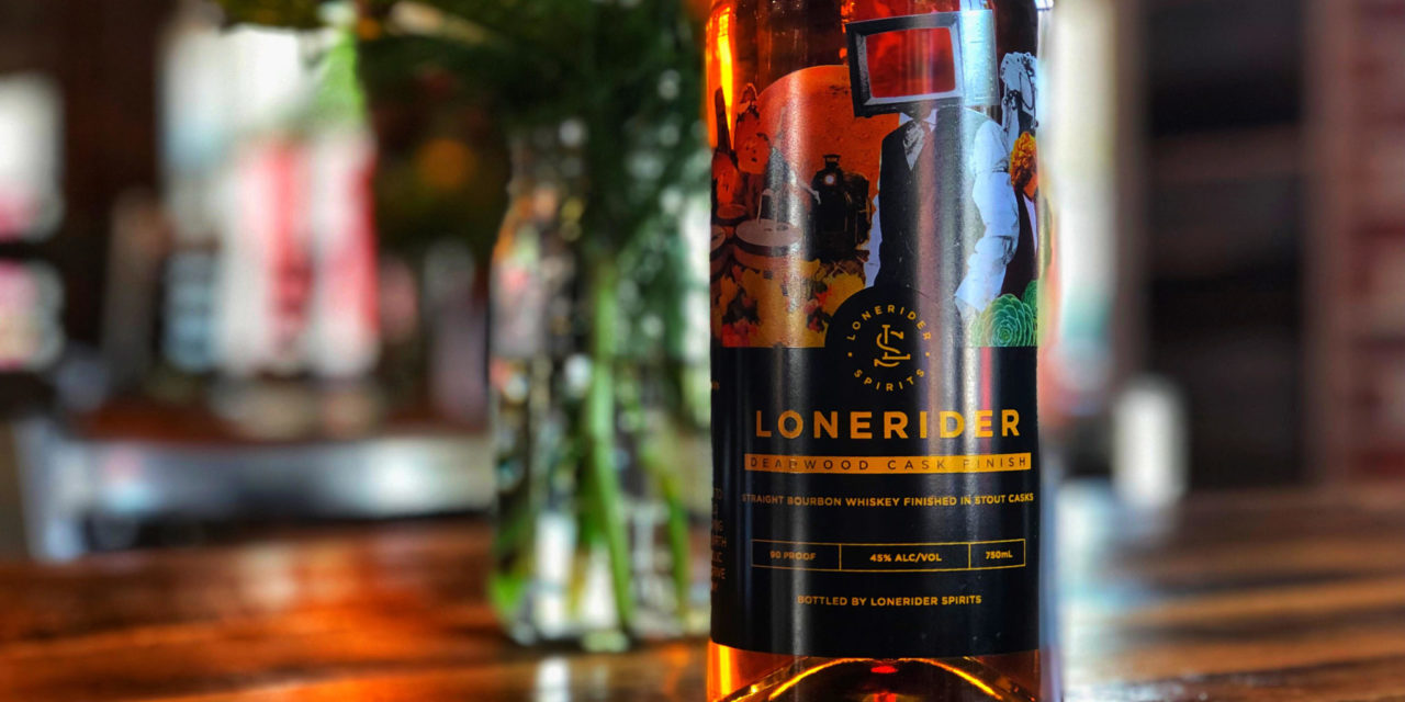 LONERIDER SPIRITS RELEASES THEIR FIRST COLLABORATION WITH LONERIDER BREWERY