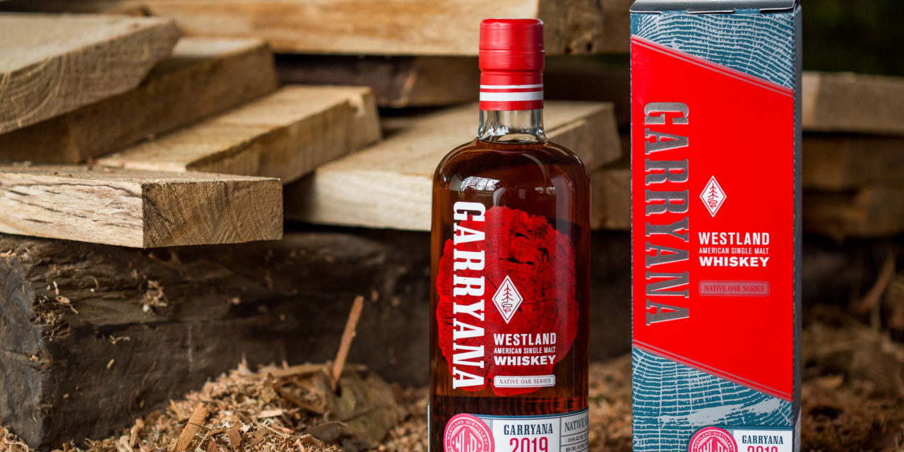 ANNOUNCING FOURTH EDITION OF WESTLAND'S GARRYANA AMERICAN SINGLE MALT WHISKEY