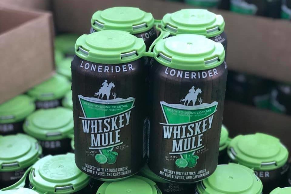 LONERIDER SPIRITS LAUNCHES THEIR FIRST CANNED COCKTAIL