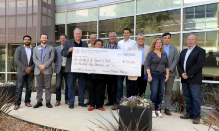 Sonoma County Vintners Foundation Donates $250,000 to The Society of St. Vincent de Paul's Gold Coin Project