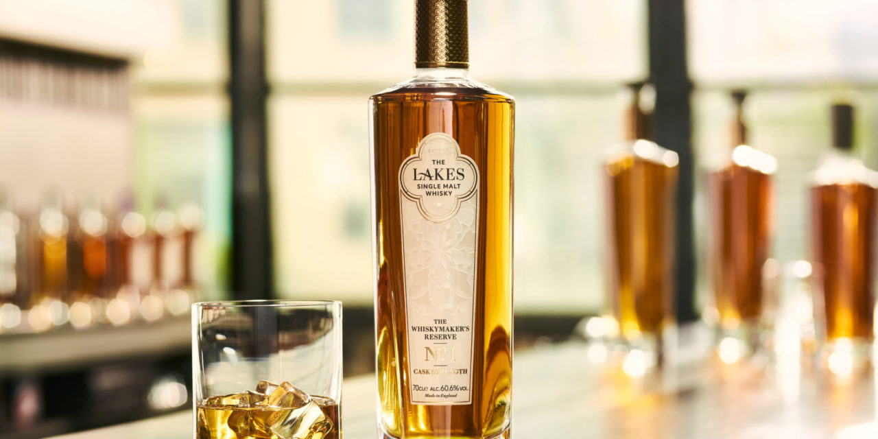 Introducing The Lakes Single Malt Whisky, The Whiskmaker's Reserve No.1