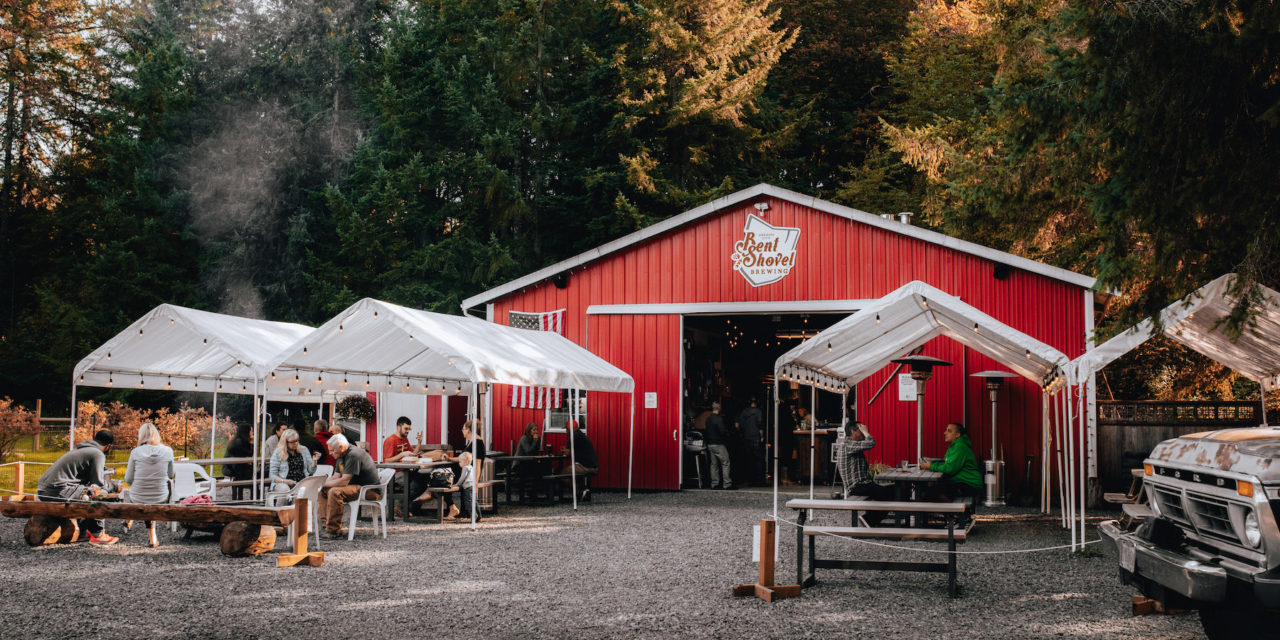 Bent Shovel Brewing announces closure of current tasting room and patio; beer will continue to be brewed in iconic red barn