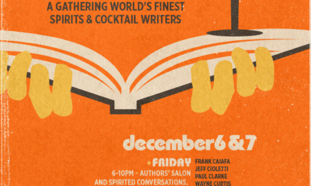 Copper & Kings Hosts Gathering of The World's Greatest Cocktail & Spirits Writers