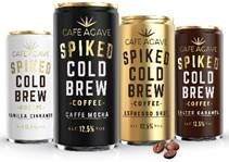 CAFE AGAVE SPIKED COLD BREW, THE ORIGINAL CANNED COFFEE COCKTAIL, TO EXPAND DISTRIBUTION TO 25 MARKETS
