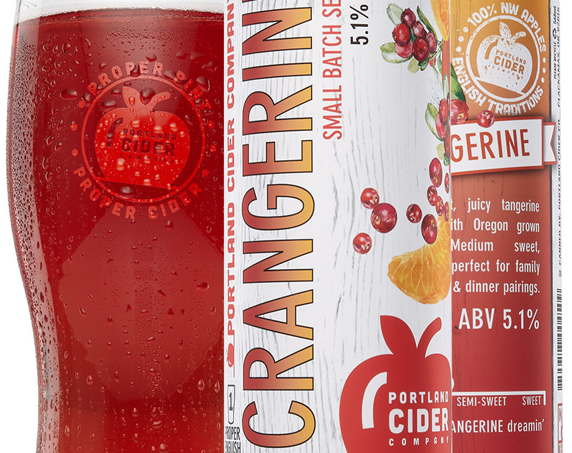 Portland Cider Co. Launches Small Batch Series with Release of Crangerine
