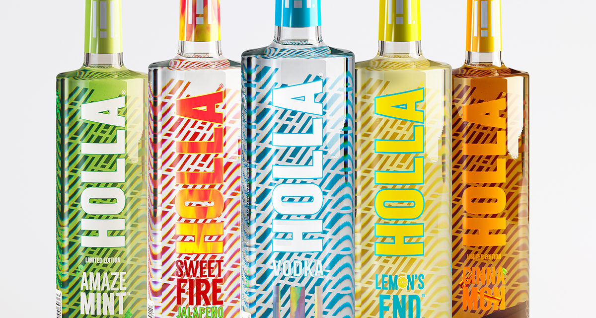 Holla Spirits Partners with Southern Glazer's