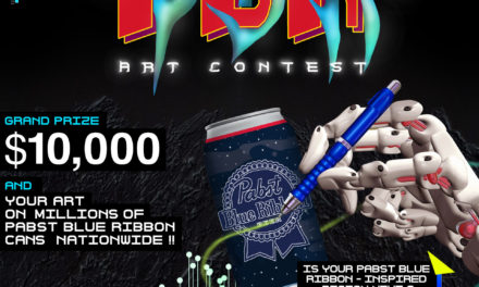 Pabst Blue Ribbon Celebrates 175 Years of Creativity and Design by Launching Art Can Contest and AR Can Experience