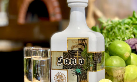 Sammy Hagar and Guy Fieri Debut Santo Tequila Blanco in California Just in Time For the Holidays