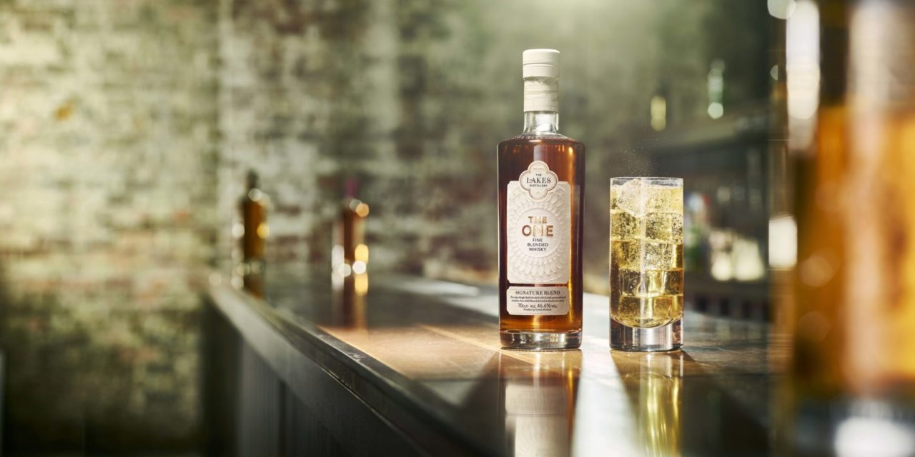 Introducing The One Signature Blend, a new blended whisky from The Lakes Distillery