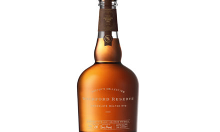 WOODFORD RESERVE RELEASES FALL 2019 MASTER'S COLLECTION: CHOCOLATE MALTED RYE BOURBON