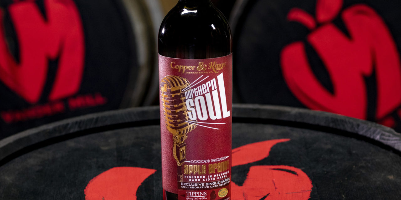 """Copper & Kings Launches """"Northern Soul"""" Michigan Apple Brandy"""