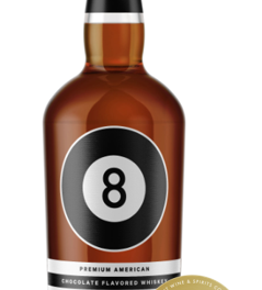 8-Ball Premium Chocolate Whiskey Wins Gold Medal at 2020 Women's Wine and Spirits Awards