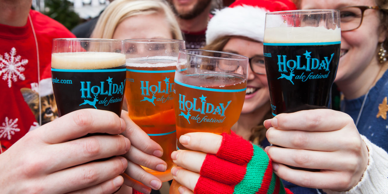 Holiday Ale Festival Releases Beer and Cider Lineup for Upcoming 24th Annual Event