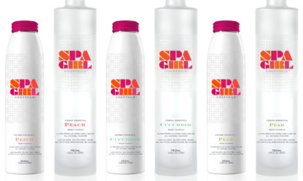 SPA GIRL COCKTAILS ACCELERATES PAST MARKET TEST SALES TARGETS AND SIGNS ON WITH SOUTHERN GLAZER'S WINE & SPIRITS