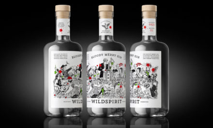 Denomination adds a shot of bacchanalian humour to new gin brand Wildspirit