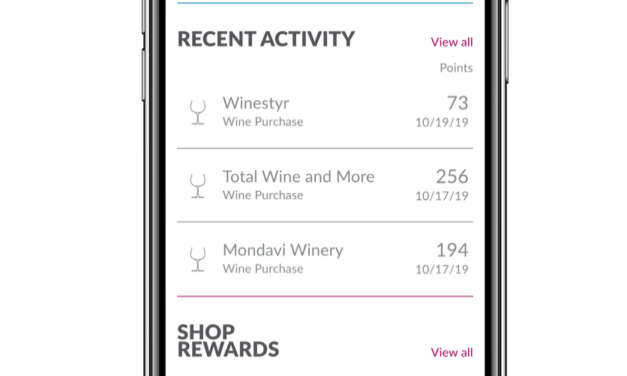 First-Of-Its-Kind Loyalty Program Rewards Wine Lovers for All Purchases at Wineries, Wine Clubs and Wine Shops Regardless of Brand