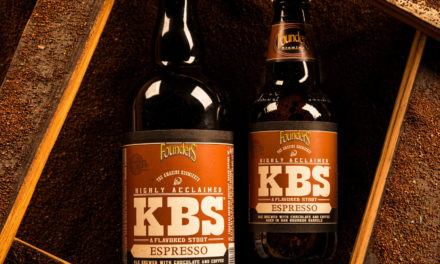 FOUNDERS BREWING CO. ANNOUNCES KBS ESPRESSO, FIRST-EVER KBS VARIANT