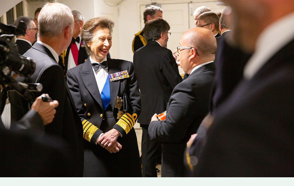 Pusser's Rum Commitment and Ties to the Royal Navy Validated at Commemoration of the Battle of Trafalgar and the Death of Lord Nelson