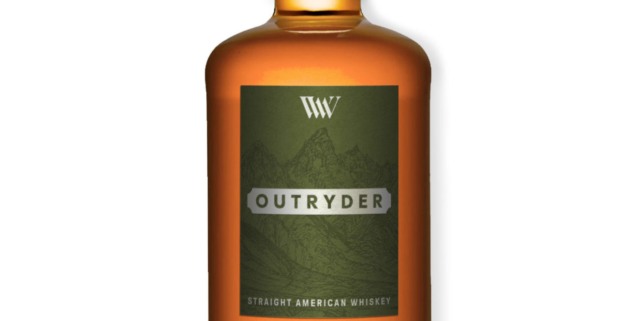 Wyoming Whiskey Releases Outryder 7-Year-Old Straight American Whiskey