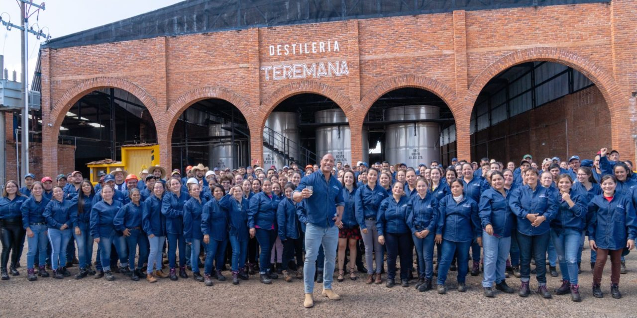 Dwayne Johnson and Dany Garcia announce Global Strategic Distribution Partnership for Teremana Tequila Launching March 2020