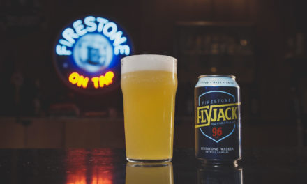 FIRESTONE WALKER BREWING COMPANY RELEASES FULL-FLAVORED, LOW-CALORIE HAZY IPA 'FLYJACK'