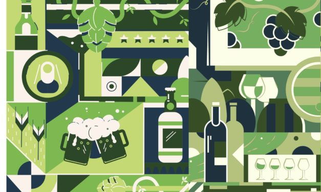 Tiny Footprints: How wine and beer bottles are going green