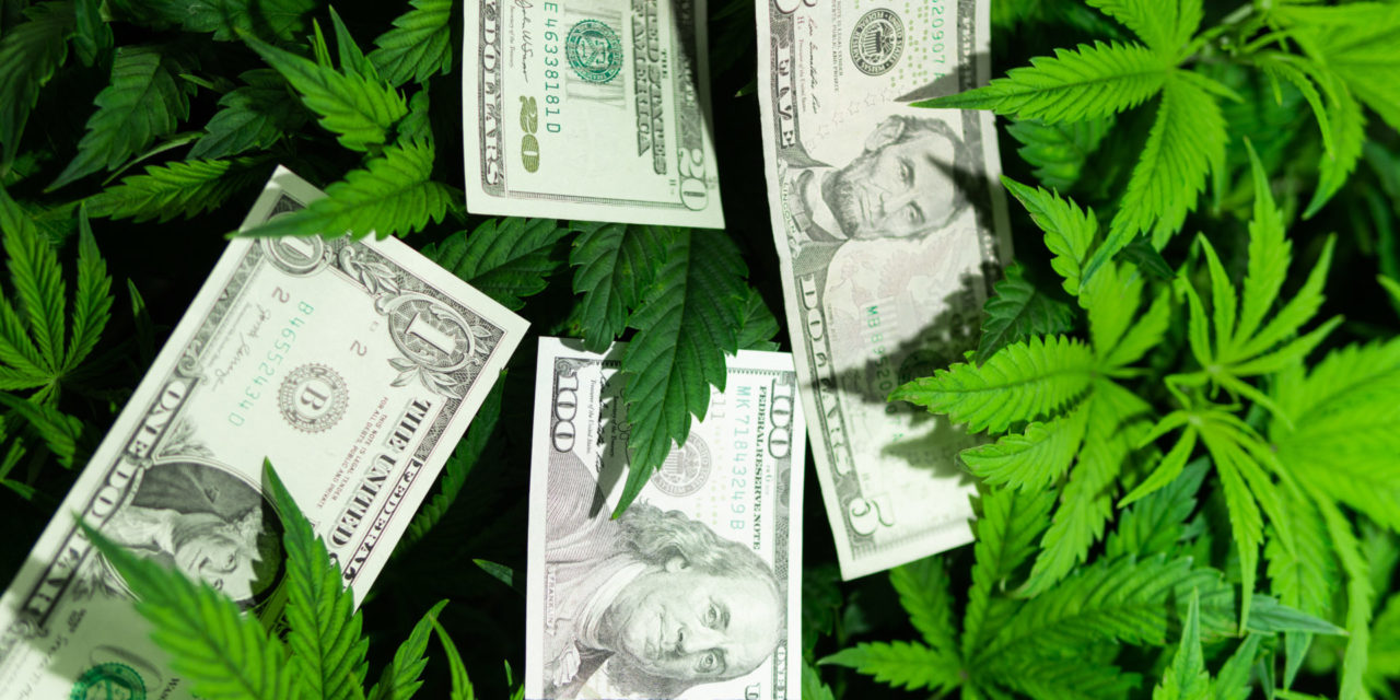 Easing Regulations for Cannabis Banking