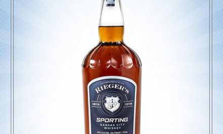 J. RIEGER & CO. REVEALS 2020 SPORTING KANSAS CITY WHISKEY LABEL
