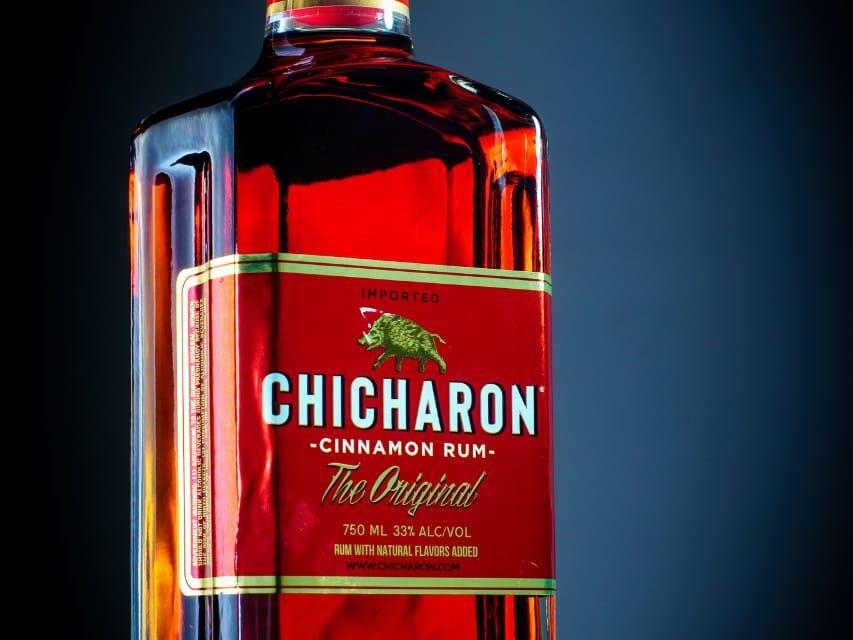 Chicharon The World's Cinnamon Rum
