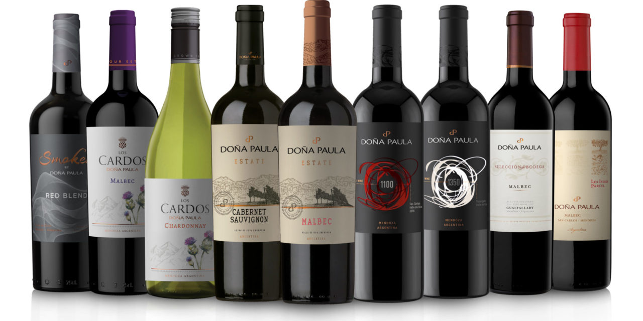 Prestige Beverage Group Named New Importer for Doña Paula Wines of Argentina