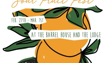 Cascade Brewing's 9th annual Sour Fruit Fest will offer dozens of complex fruity blends from the cellar