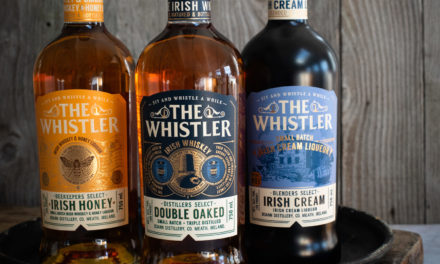 The Whistler Irish Whiskey Launches Nationally in the U.S.