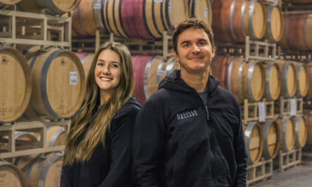 DeLILLE CELLARS PROMOTES NICK BERNSTEIN TO WINEMAKER, MARI ROSSI TO ASSISTANT WINEMAKER