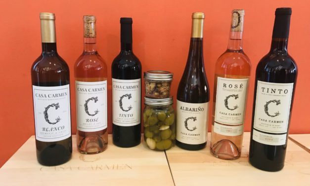 Casa Carmen Winery – COVID-19 Survival Kit