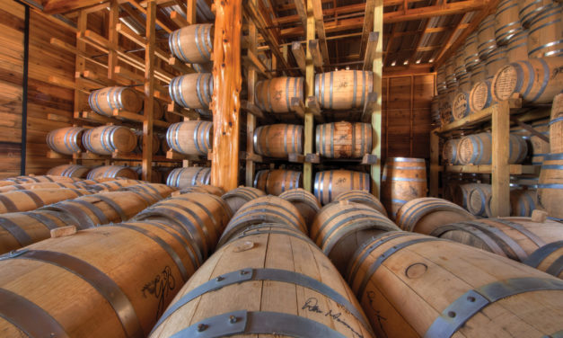 Watering Their Drinks: Climate's Affect on Aging Spirits, Part 2